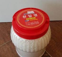 곰소소금(4kg)